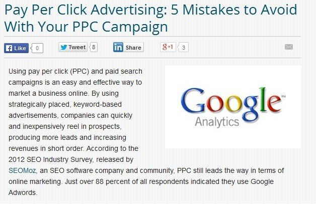 5 mistakes to avoid with your ppc campaign