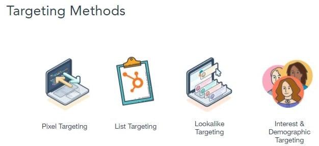 #1 secret of targeting 4 main methods