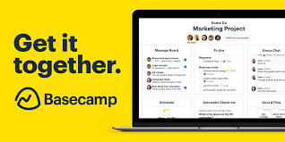 Basecamp marketing project-management for agencies