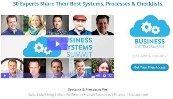 BusinessSystemsSummit