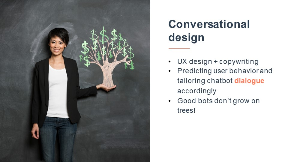 Chatbot Conversational Design
