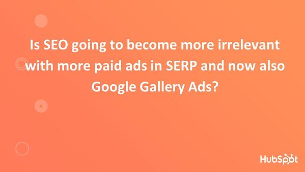 Future of SEO in Age of Paid Ads