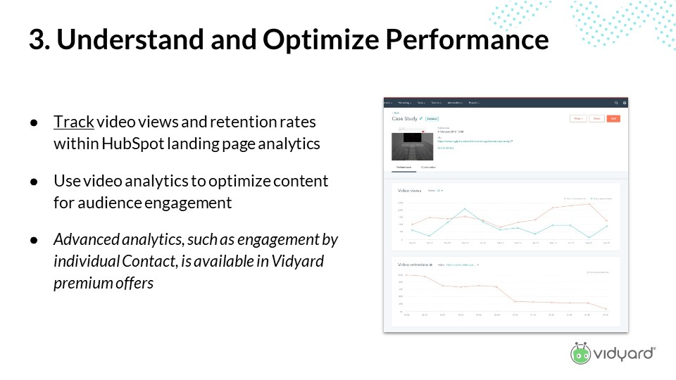 How to understand and optimise video performance