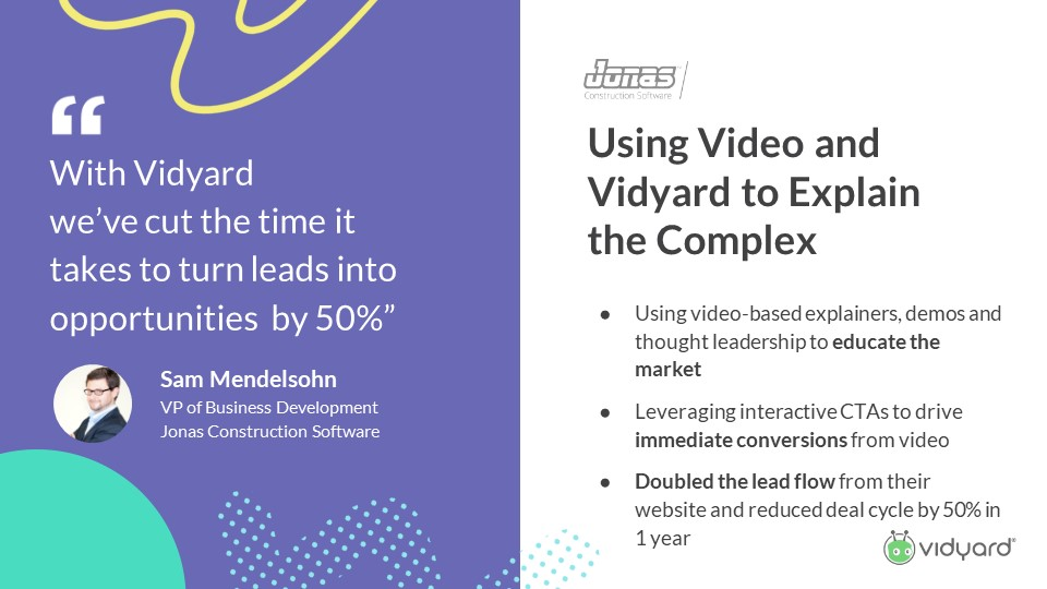 How to use video to explain complex ideas