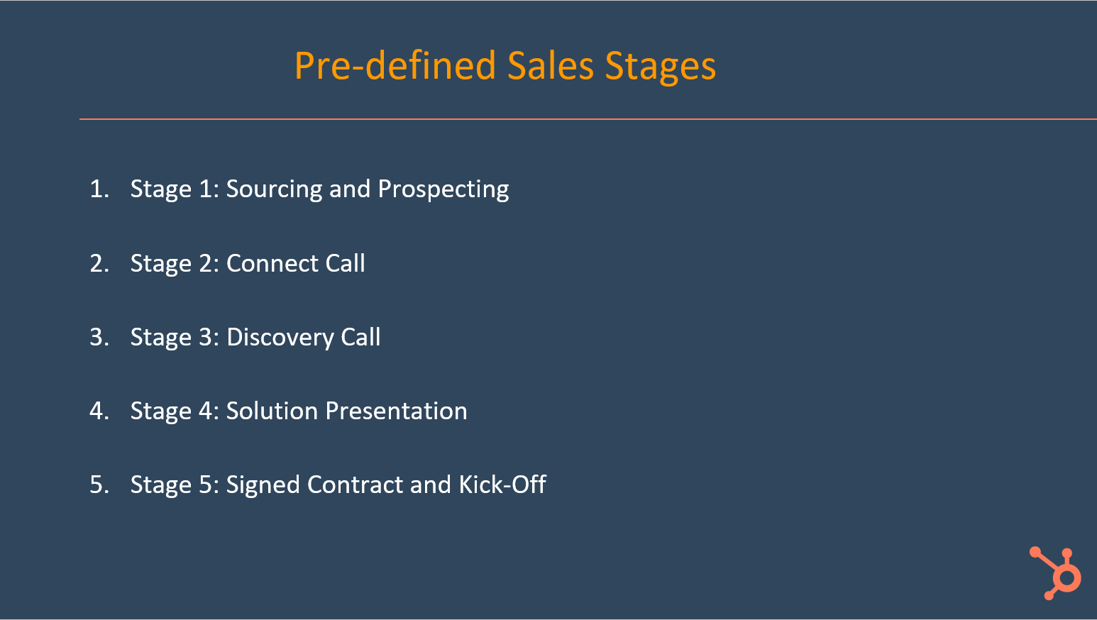 Stages-sales-process