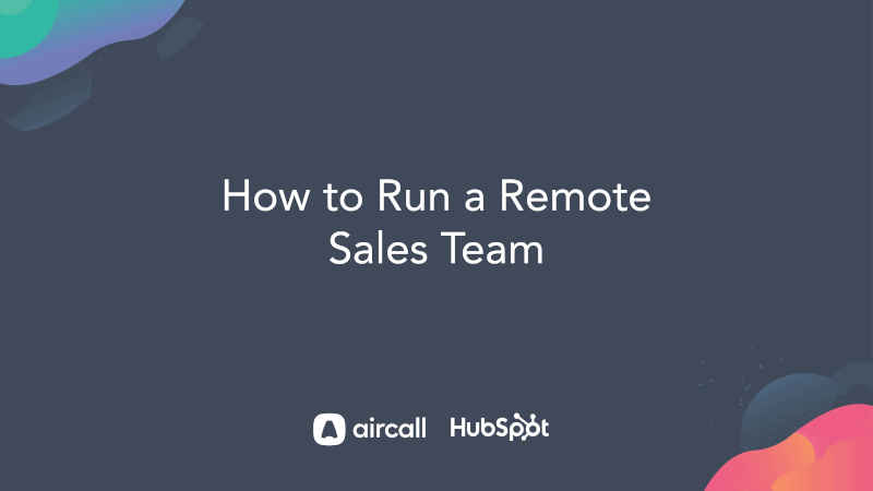 How to Run a Remote Sales Team_Page_01