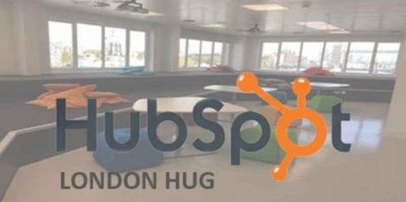 HubSpot London HUG