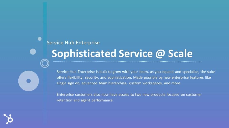 HubSpot Service Hub Enterprise