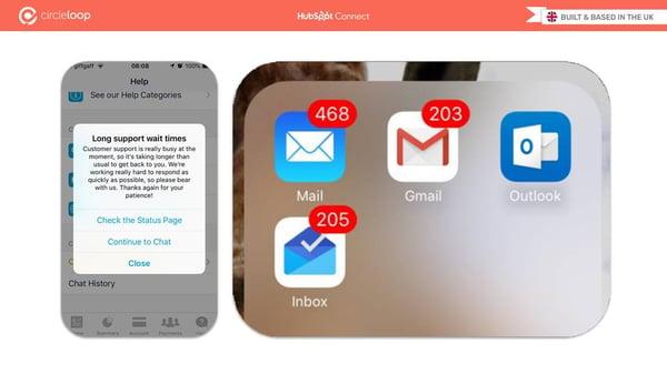 Matt Cowell - Support inboxes