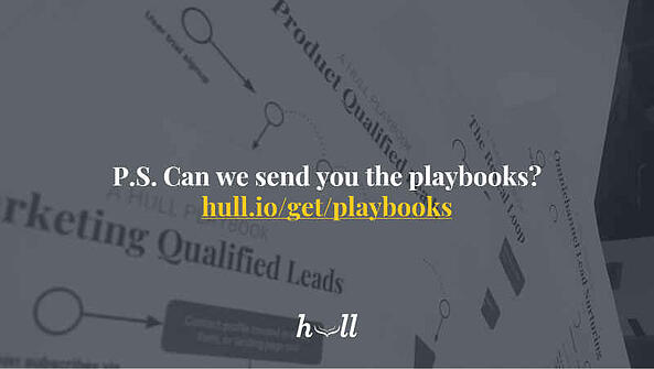 PS can we send you the playbooks