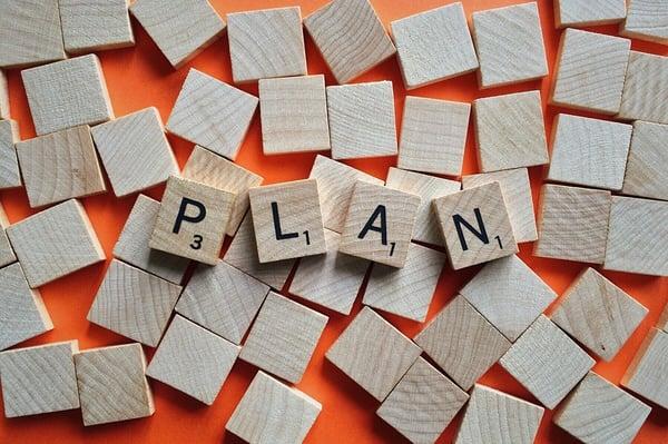 Planning your webinars