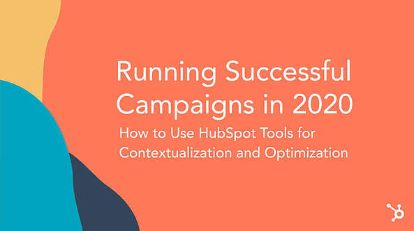 Running a successful campaign in 2020