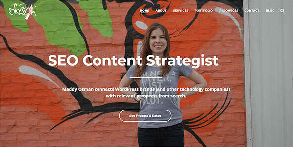 SEO Content for WordPress  Technology Brands  The Blogsmith