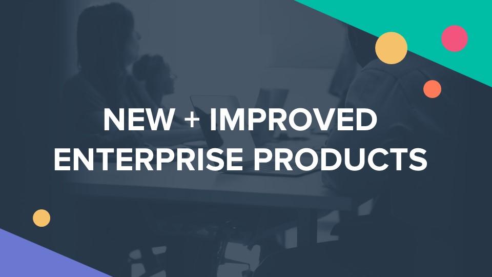 HubSpot Enterprise Products