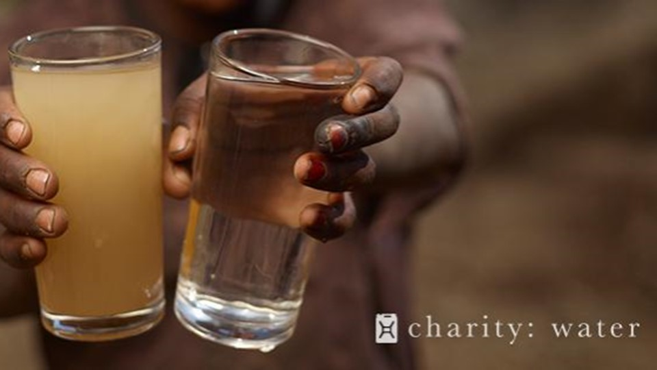 Inbound Case Study: Charity Water