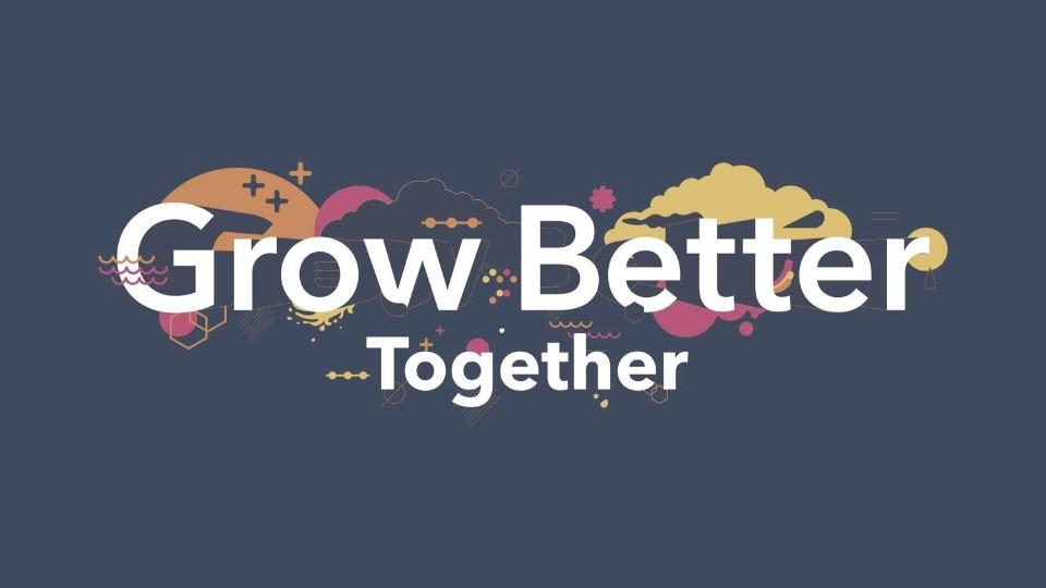 Helping business grow better
