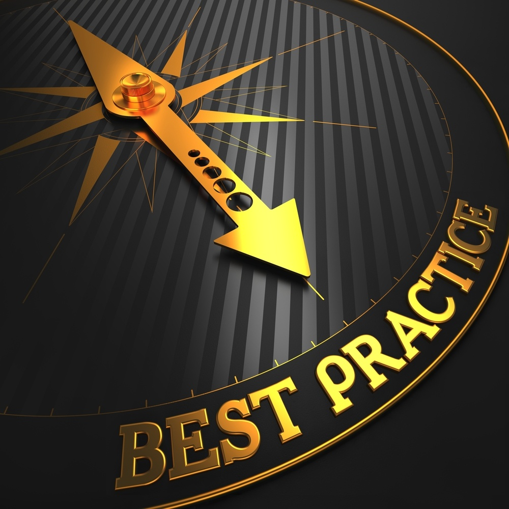 Marketing firm best practice