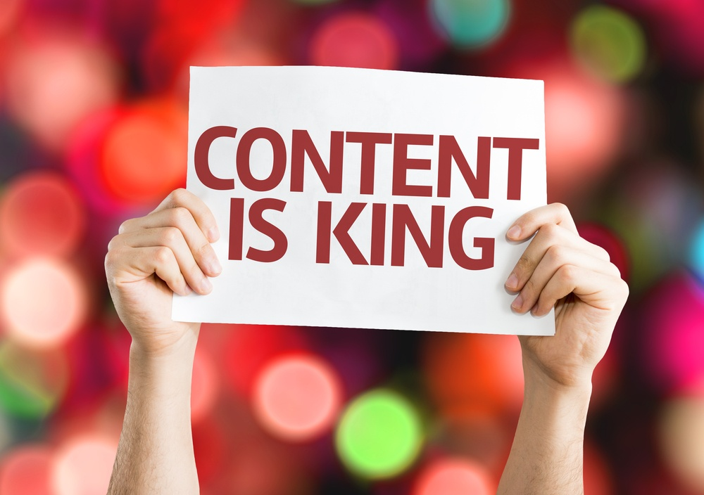 SEO Content is King
