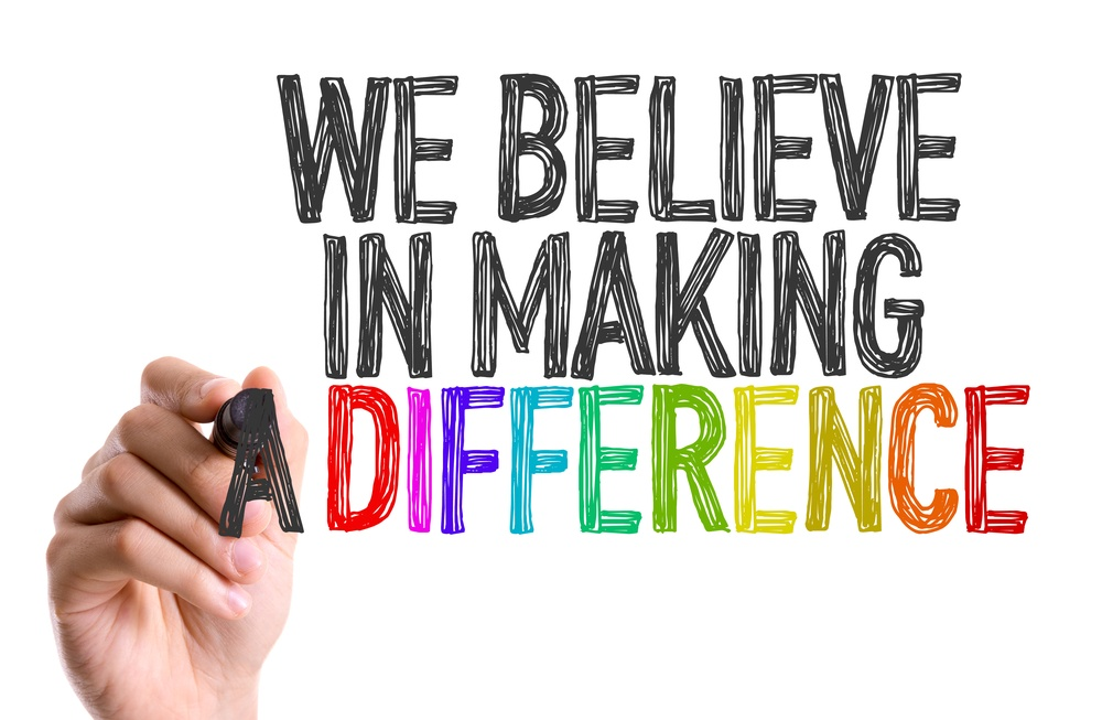 Marketing services - making a difference
