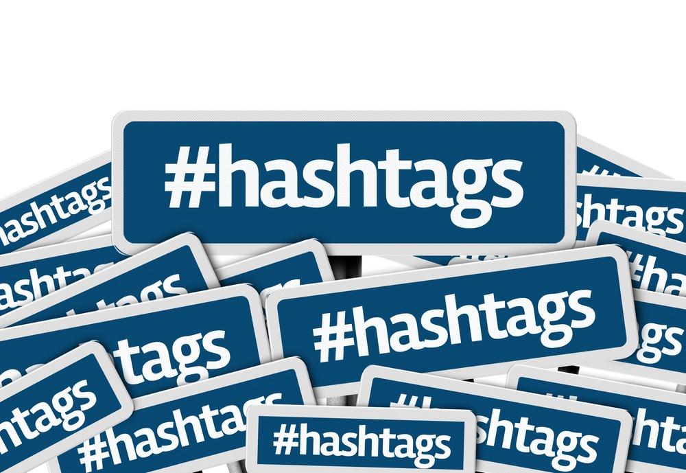 Google plus hashtags