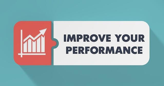 Improve Your Performance Concept in Flat Design with Long Shadows..jpeg