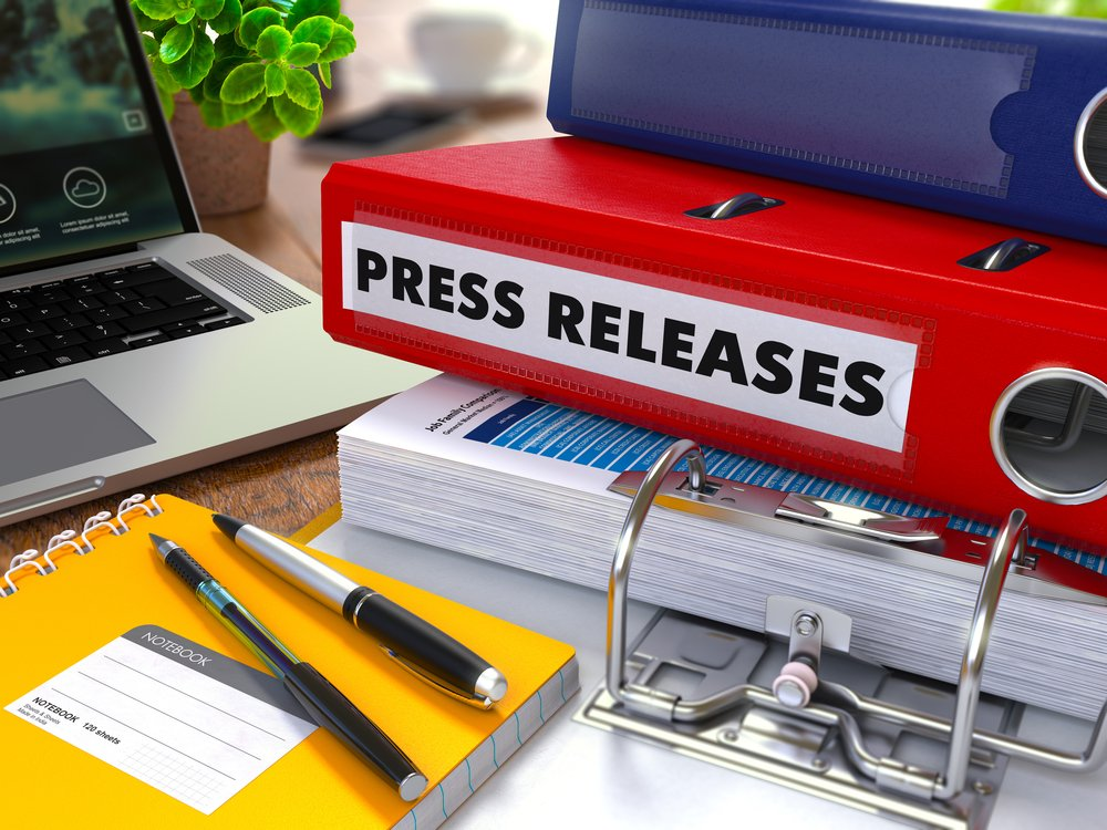 Digital marketing with a  Press Releases