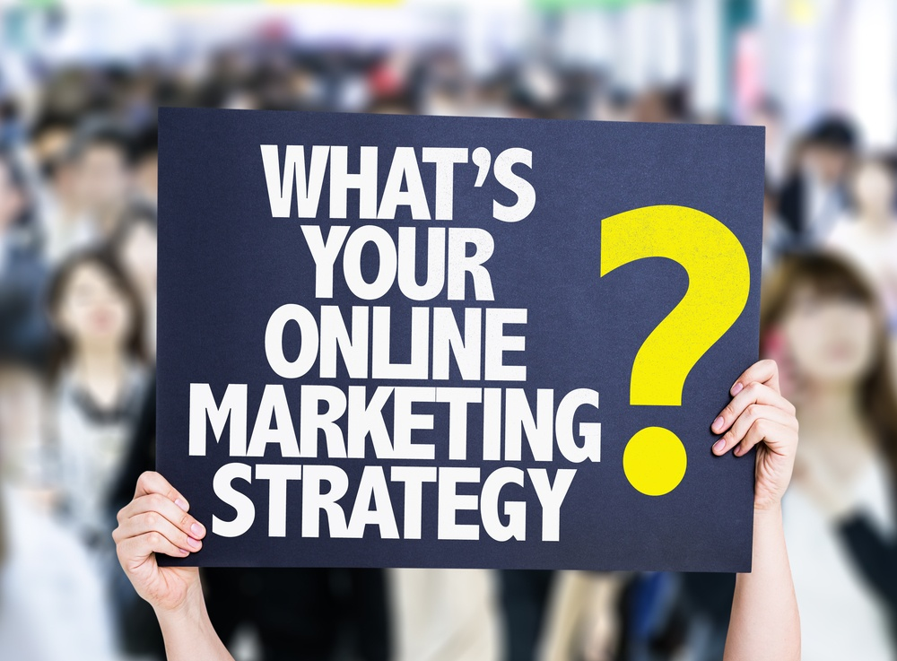 Whats Your Online Marketing Strategy? SEO company