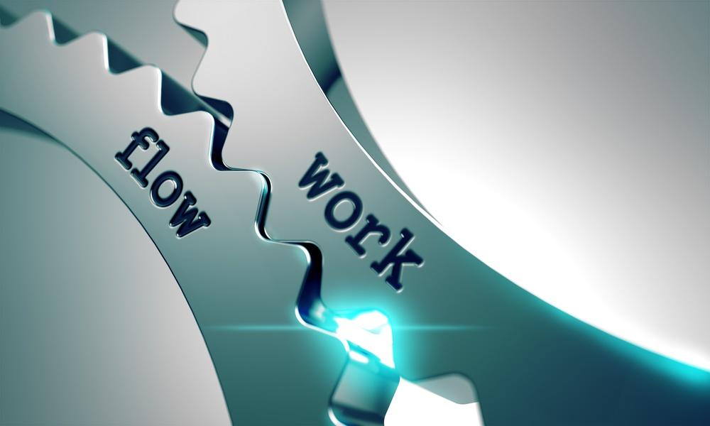 Marketing Work Flow