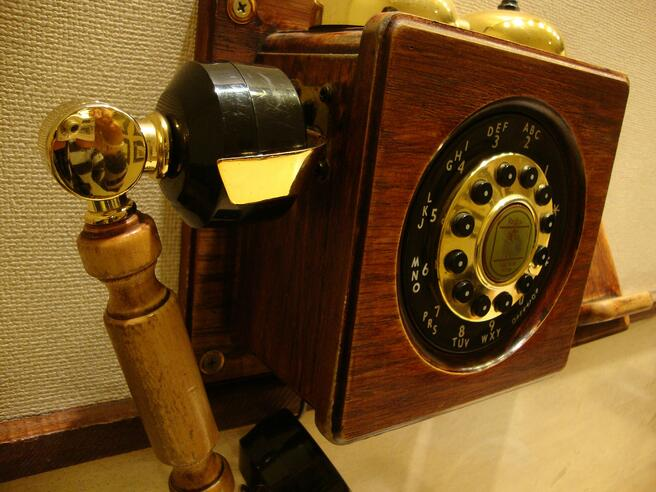 The advancement of technology and telephones