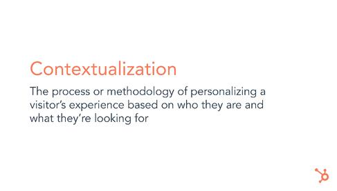 Contextualization Definition