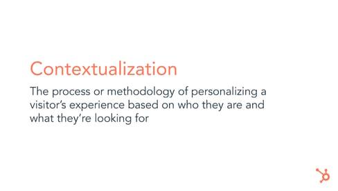 Contextualization Definition