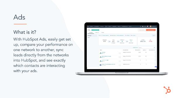 What is an ad?