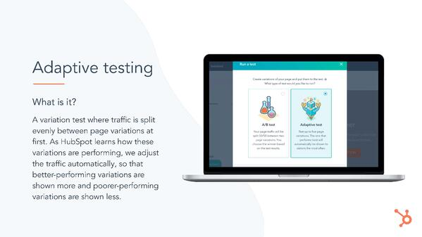 What is Adaptive Testing?