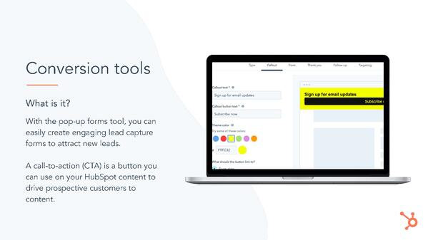 What are Conversion Tools?