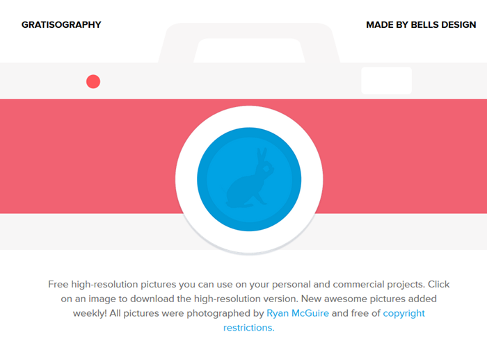 Free images for inbound marketing at Gratisography