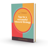 Tips for a successful Inbound Strategy cover