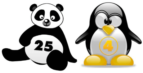 White Hat SEO Services for Google Penguin and Panda Updates