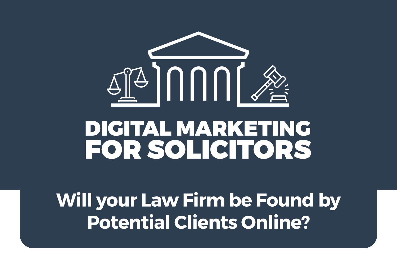 Digital Marketing for Solicitors Infographic Featured Image