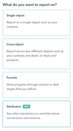 Attribution Reporting Set Up