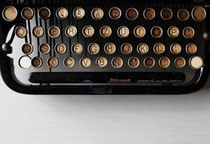 content marketing keyboard