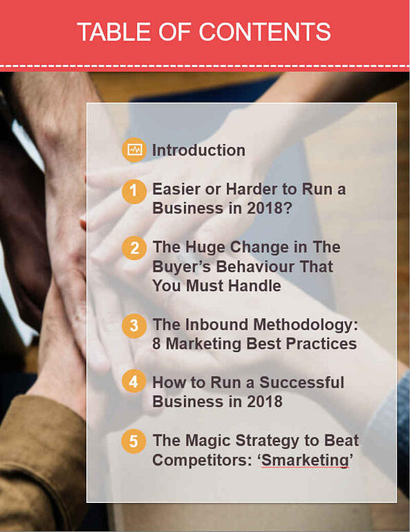 eBook How to Align Sales and Marketing Teams - Index1