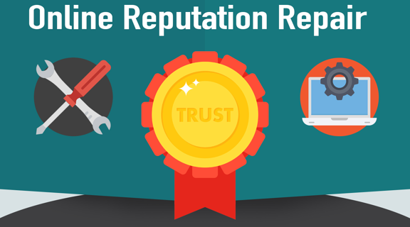 Online Reputation Repair by Whitehat