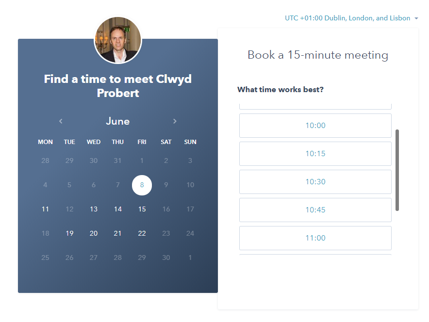 meeting-chatbot