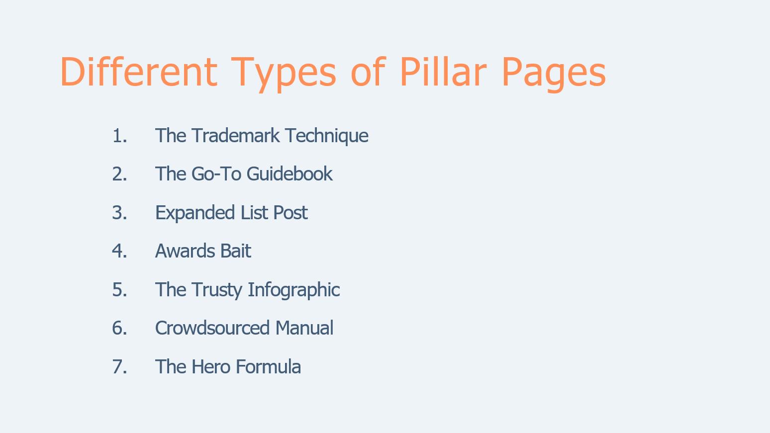 pillar-page-types